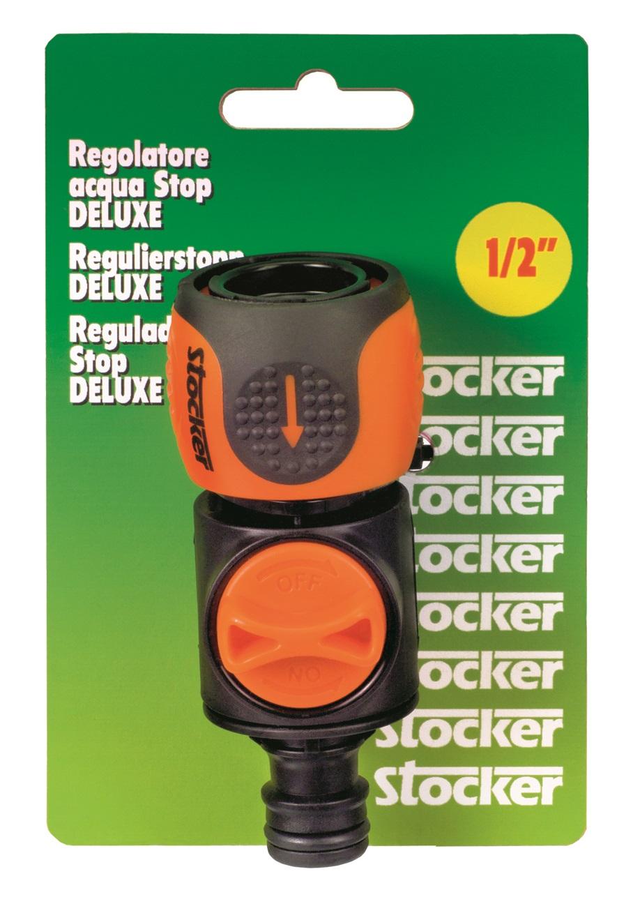Regulator acqua-stop DELUXE 1-2 toli