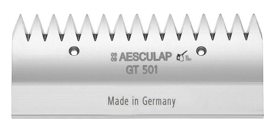 Cutit de tundere superior Aesculap - 15 dinti