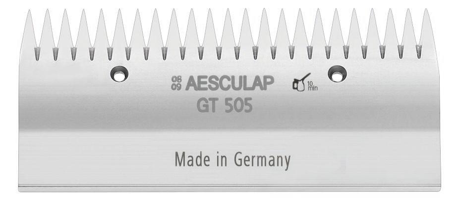 Cutit de tundere superior Aesculap - 23 dinti
