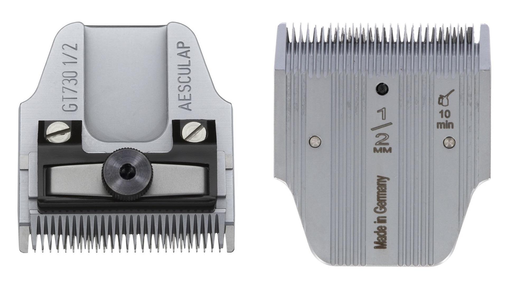 Cap de tuns (0,5 mm) - masini tuns caini Aesculap Favorita