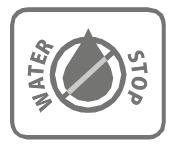 Caracteristici conector Deluxe aqua-stop