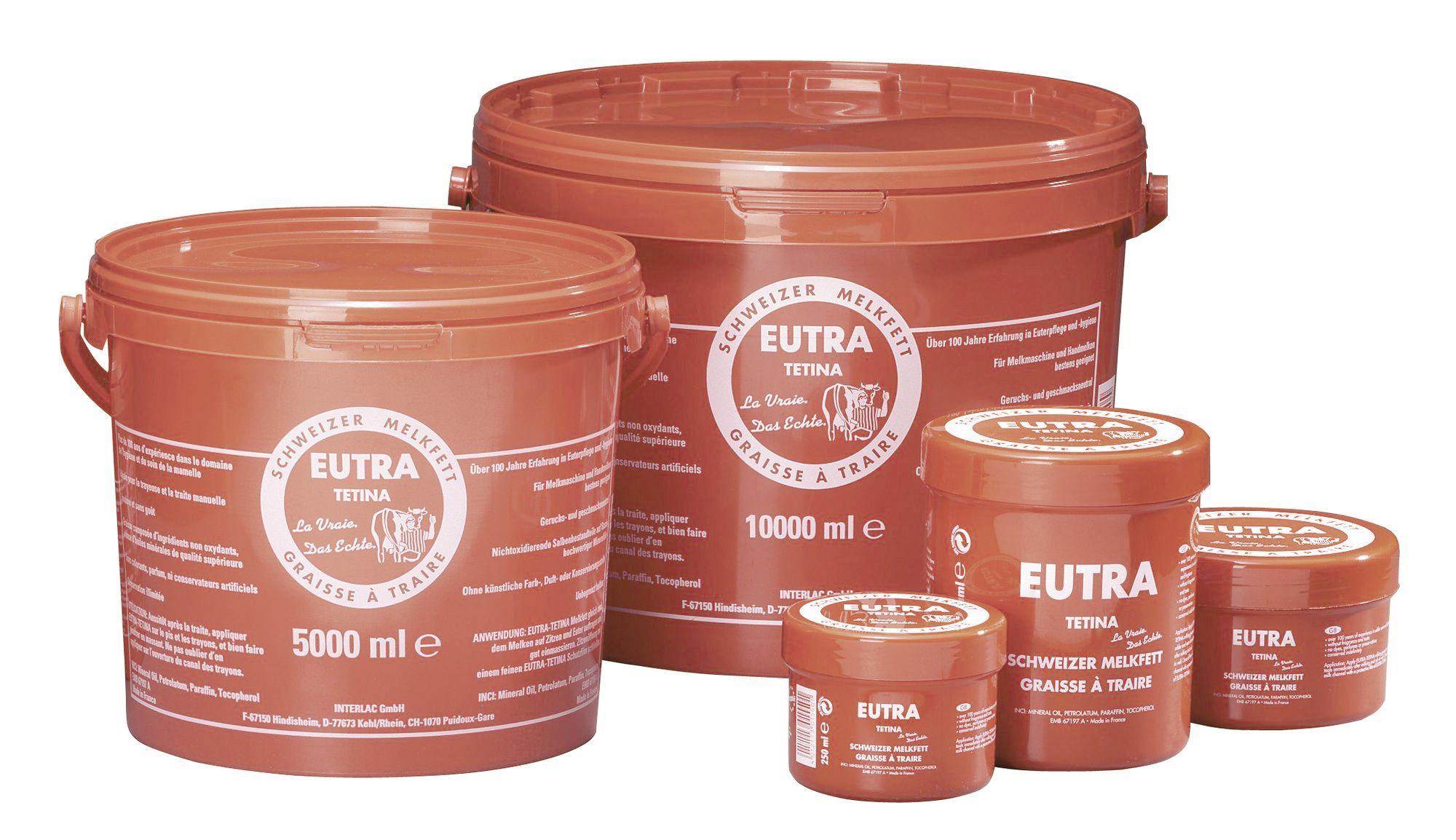 Crema pentru uger Eutra - 10 litri