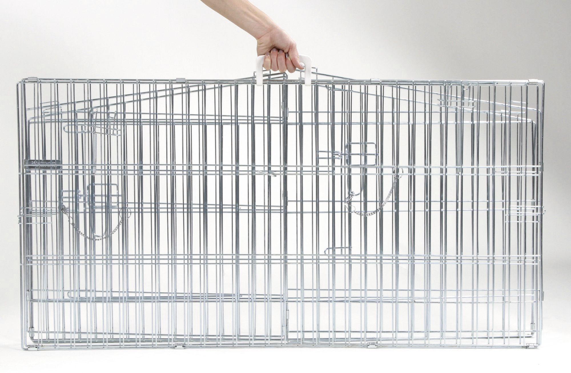 Tarc Easy Kerbl - 115 x 115 x 60 cm