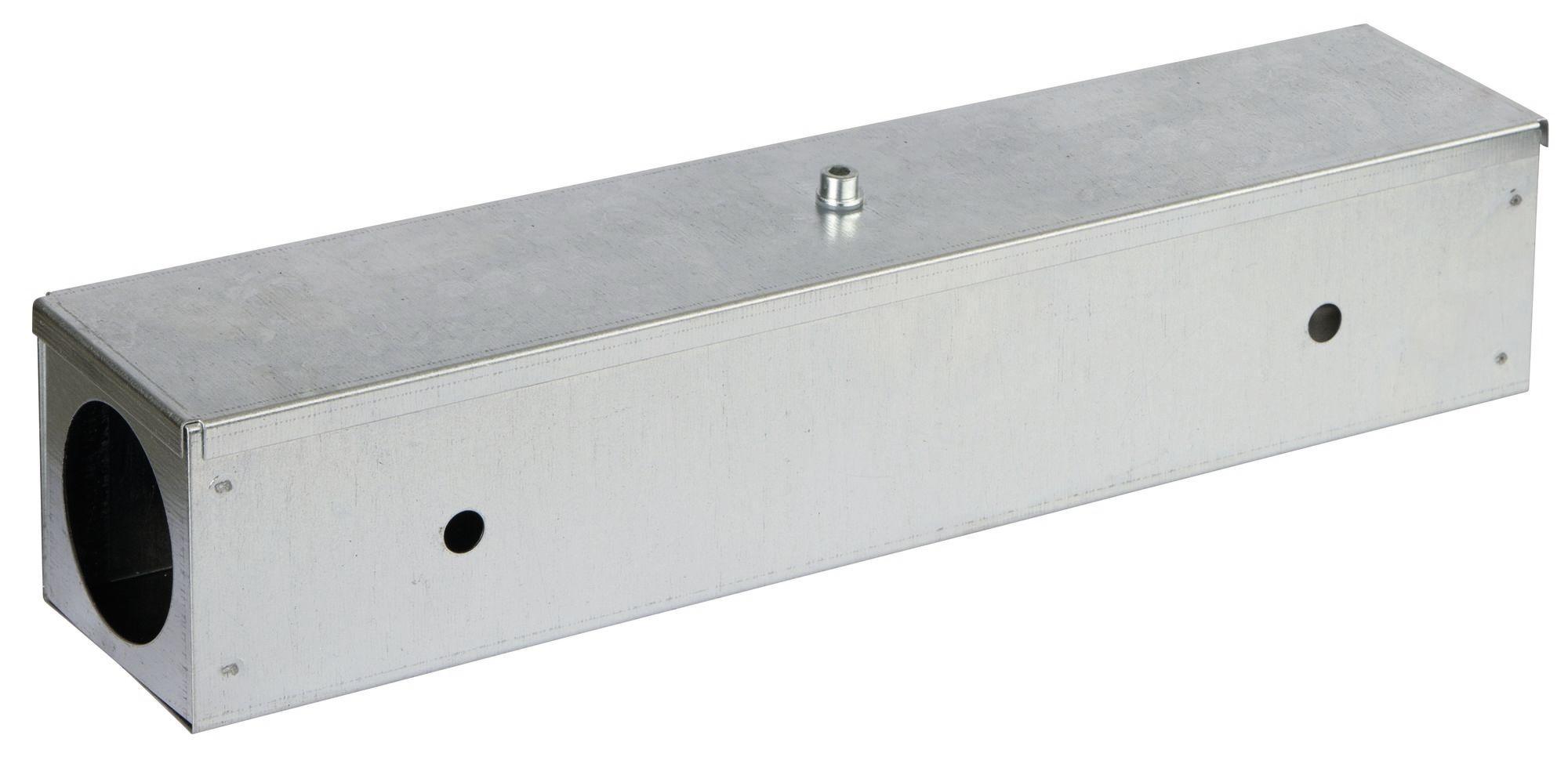Statie de intoxicare Kerbl BlockBox - din metal