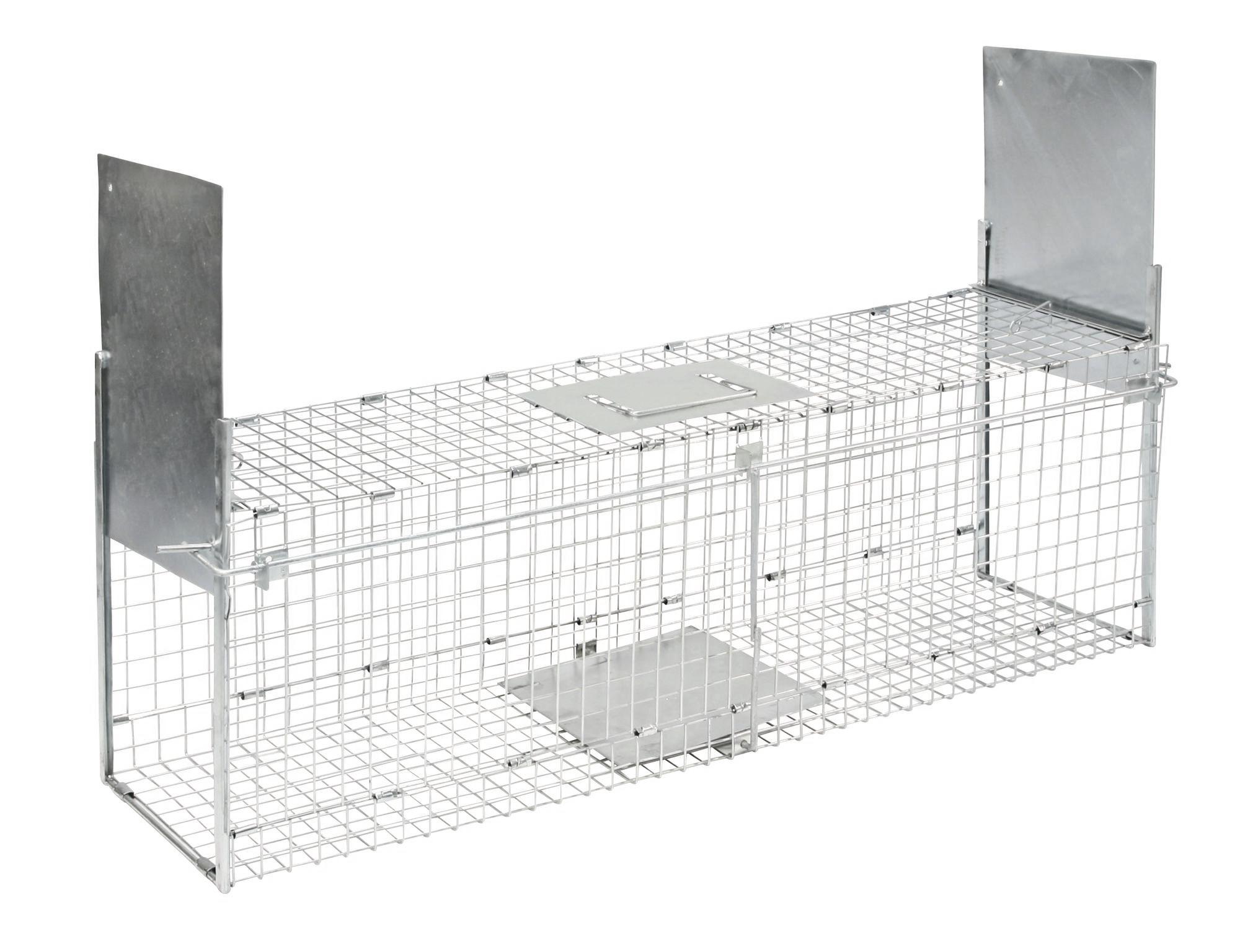 Capcana tip cutie Kerbl Alive Predator Flex - 100 x 26 x 32 cm