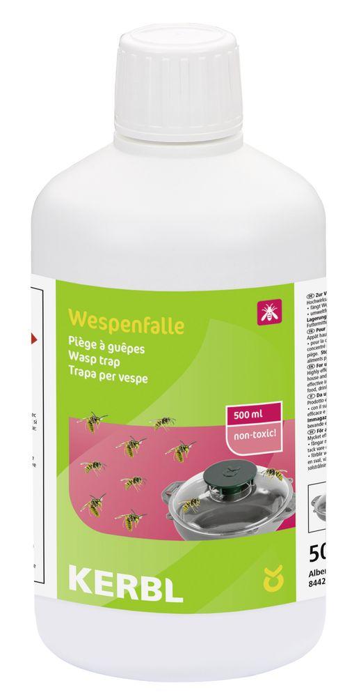 Solutie pentru capcana de viespi Kerbl