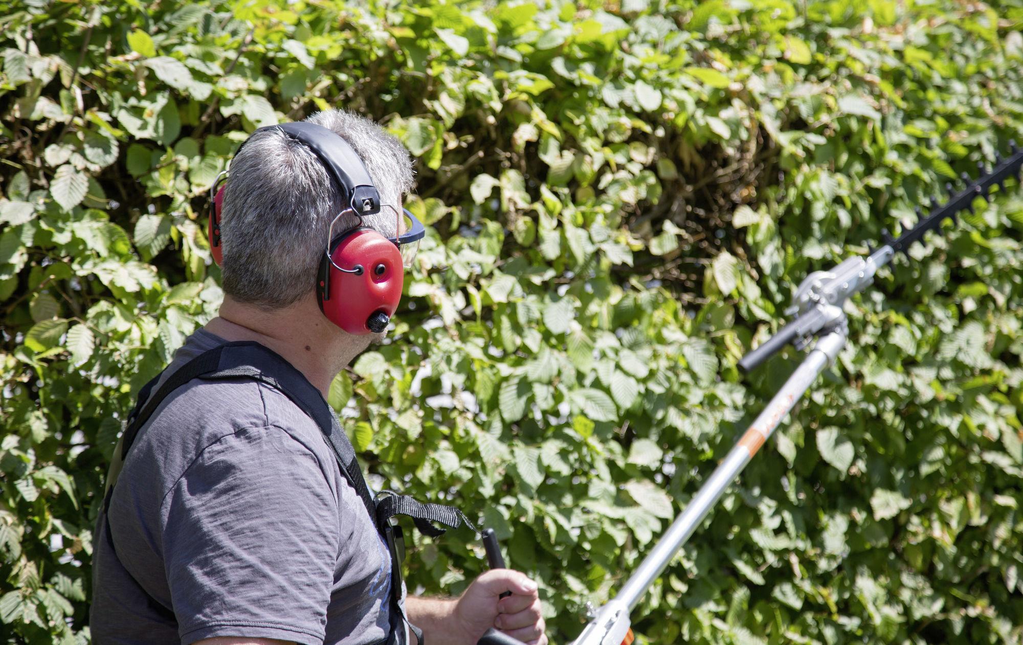 Casti protectie auditiva Kerbl - cu functie de anulare a zgomotului