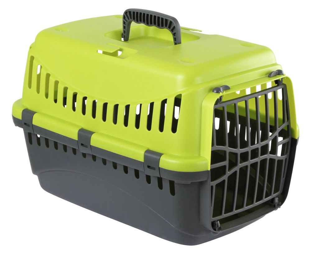 Cusca transport animale Kerbl Expedion - verde/gri-inchis