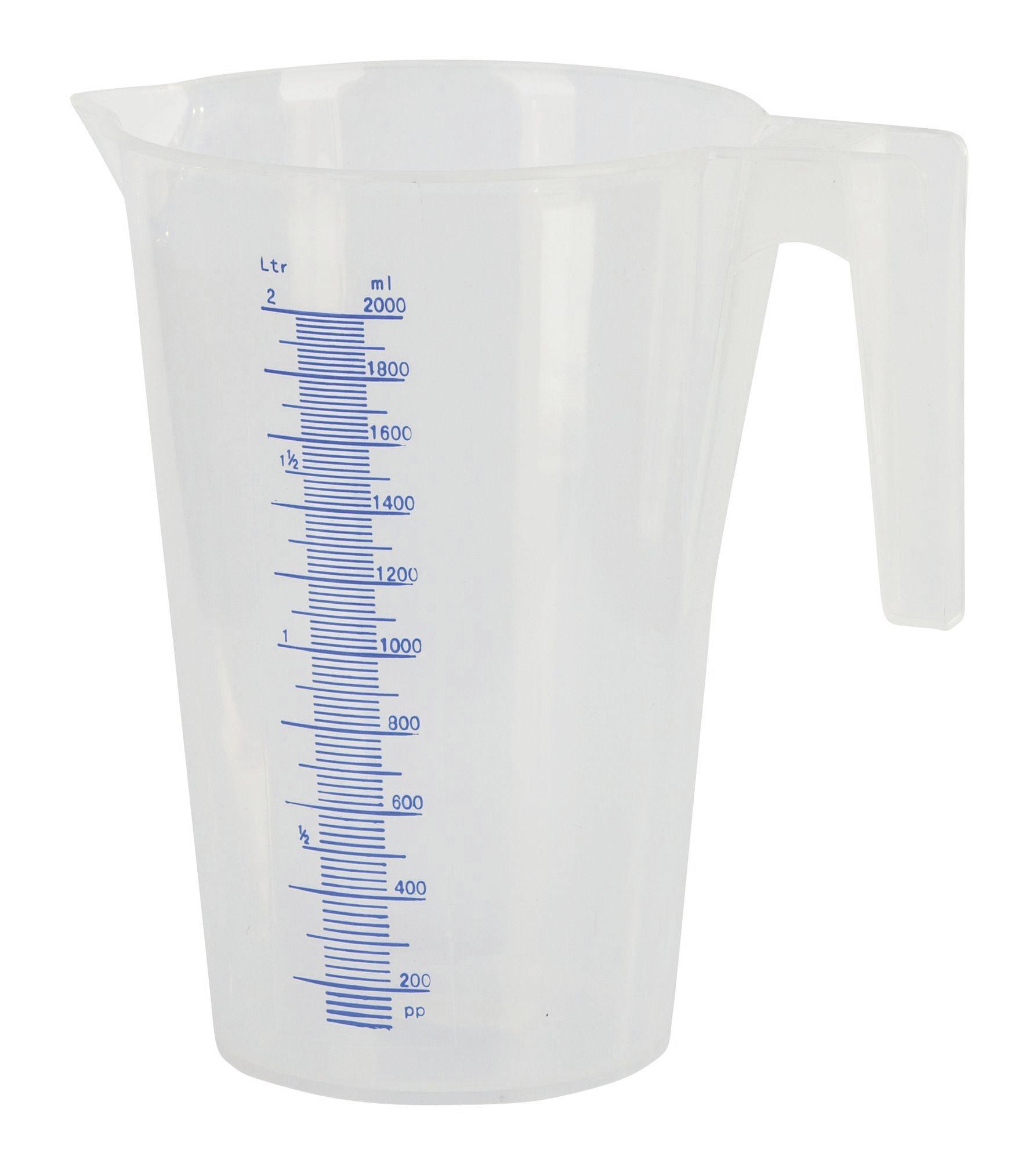 Cana gradata Kerbl - 2 litri