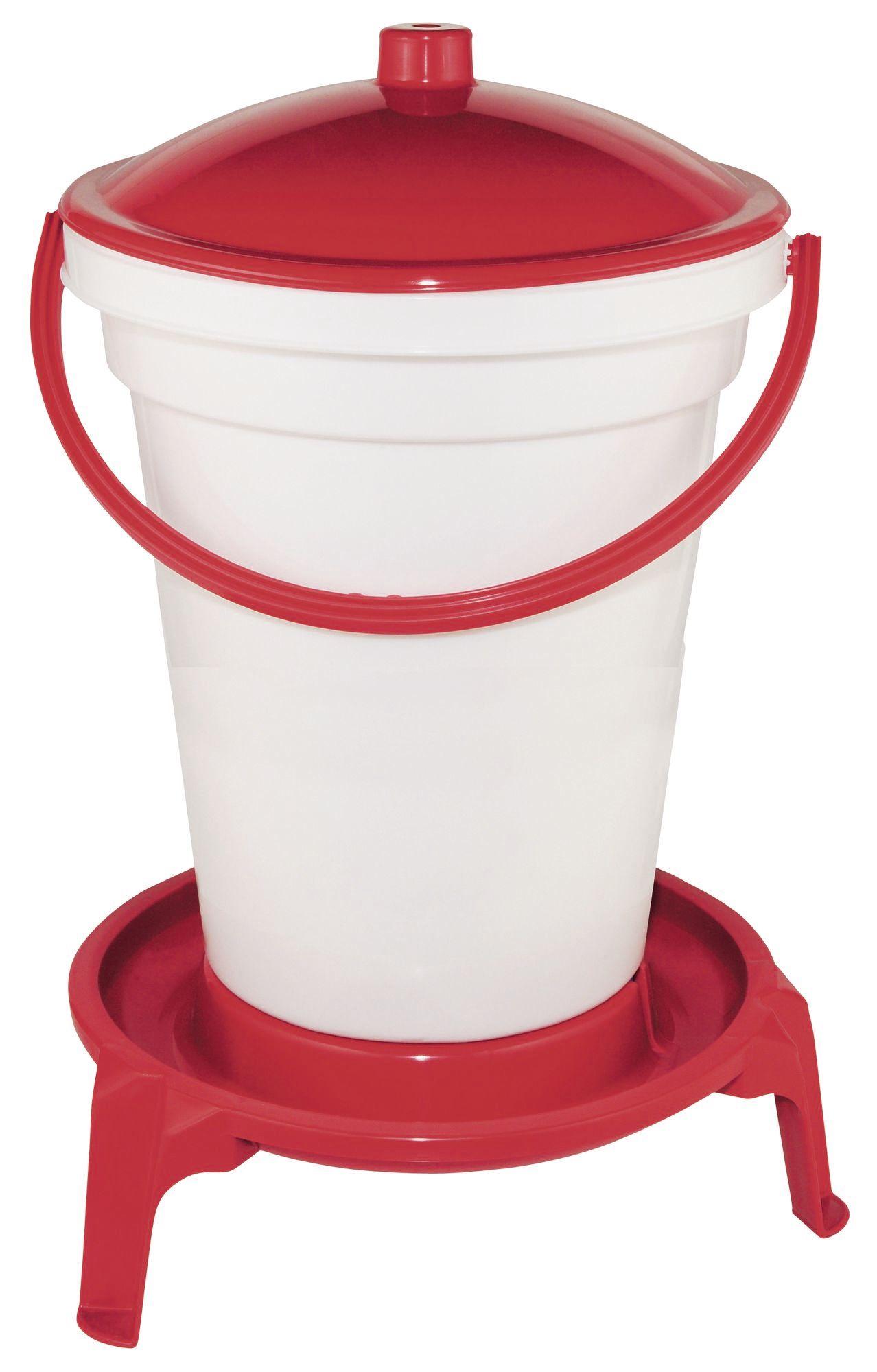 Galeata de adapare Kerbl pentru pasari - 24 litri