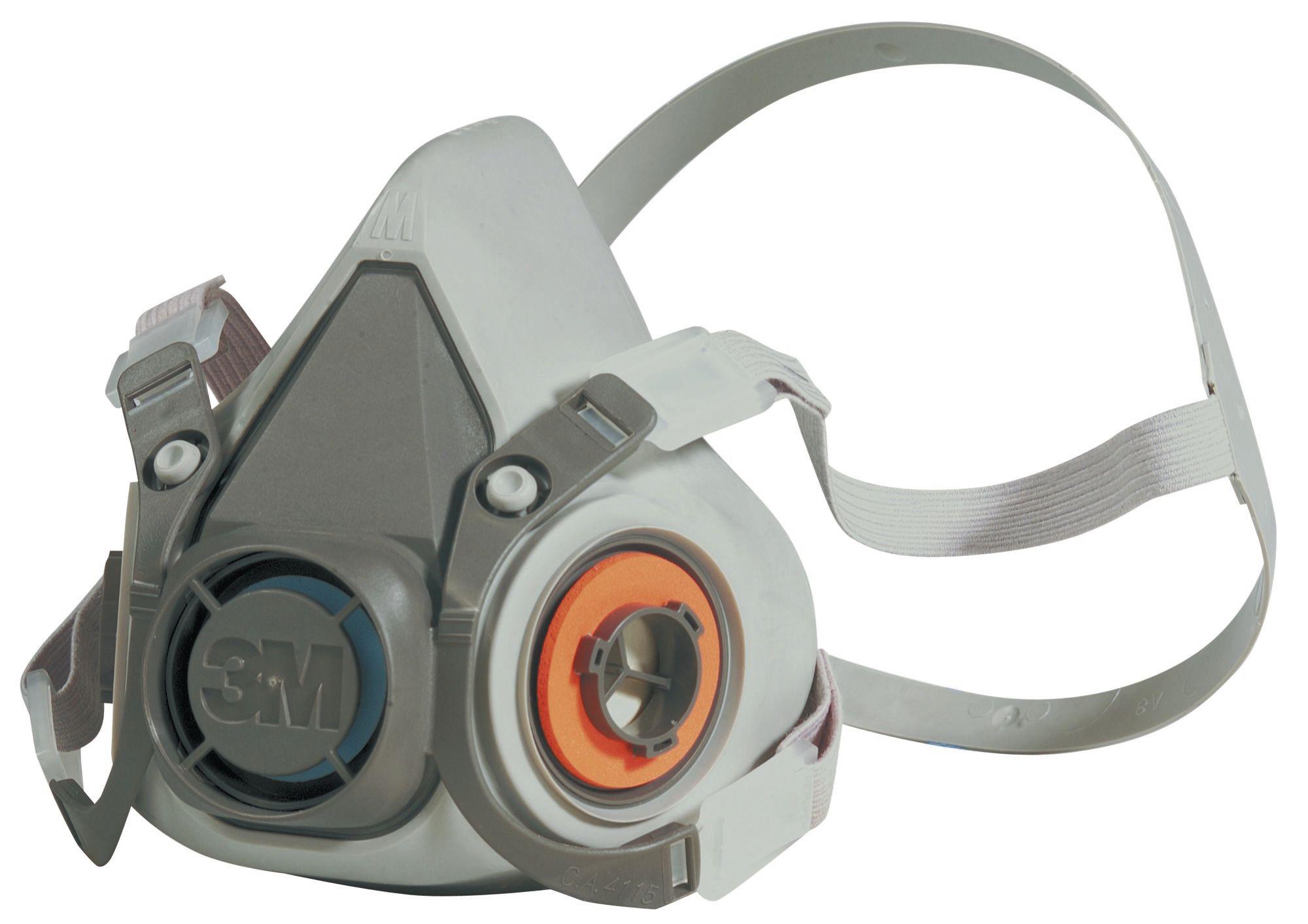 Semimasca protectie respiratorie 3M seria 6000